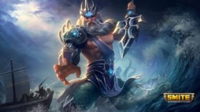 Smite's Celestial Voyage Patch Adds Poseidon Remodel And Egyptian Event