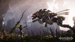 UK Sales Shocker: Horizon Zero Dawn Blocks ARMS From Number 1