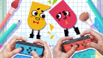 Snipperclips – Cut it Out Together! Review