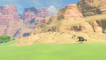 The Legend of Zelda: Breath of the Wild Guide – Where and How to Catch a Horse
