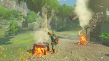 The Legend of Zelda: Breath of the Wild Guide – How to Cook
