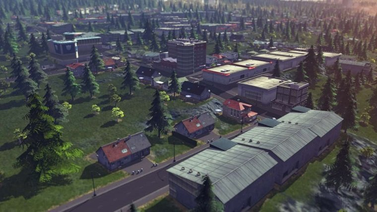 Cities: Skylines Xbox One launch trailer