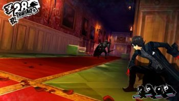 Persona 5 Guide: How To Take Cover And Hide