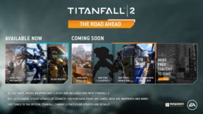 Titanfall 2's Upcoming Free Content Includes New Titan, Maps & More