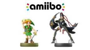 Majora's Mask and Bayonetta Player 2 Amiibo Pre-Orders Available Now
