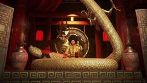 Shaolin Shuffle How to Get The Katana