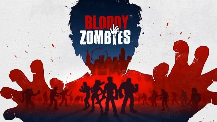 Bloody Zombies PlayStation 4 PlayStation VR