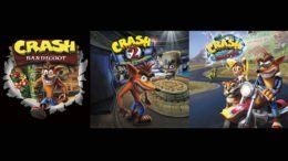 Activision Remakes the Original Crash Bandicoot Covers