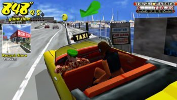 Crazy Taxi Classic Becomes Free To Play on Mobile