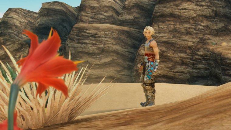 Final Fantasy XII Zodiac Age desert
