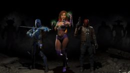 Injustice 2 DLC Fighter Pack 1 Adds Starfire, Red Hood & Sub-Zero