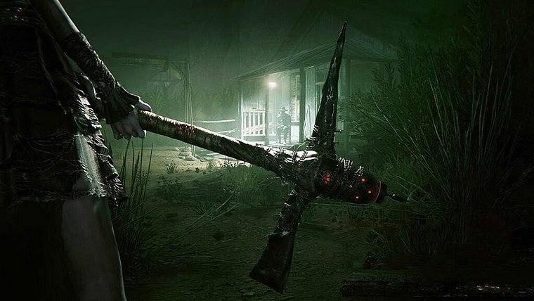 Outlast 2 difficulty patch