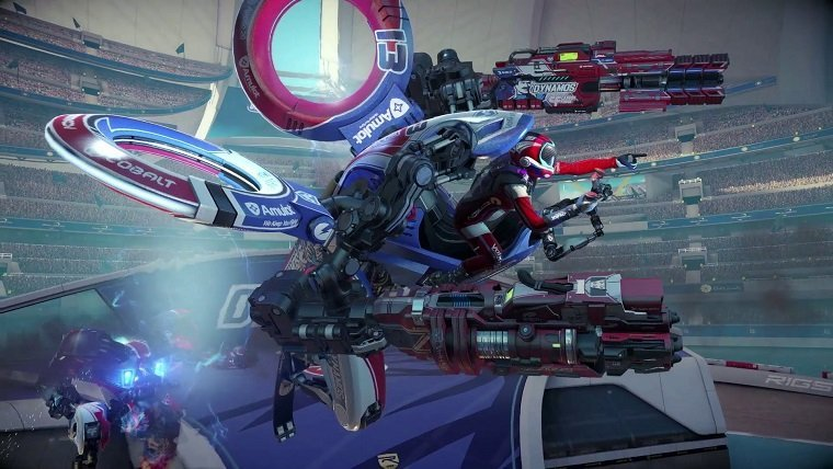 RIGS PSVR never got a chance to grow