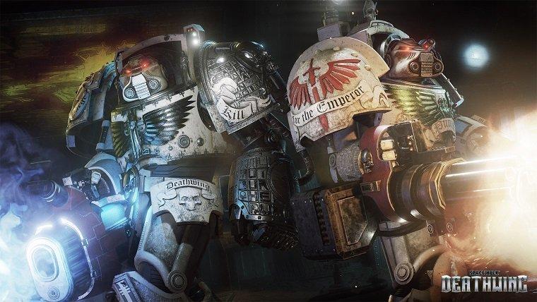 Spacehulk Deathwing Enhanced Edition 2017
