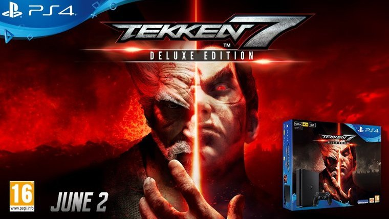 Tekken 7 PlayStation 4 Bundle