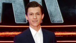 Tom Holland to Play Nathan Drake in the Uncharted Movie