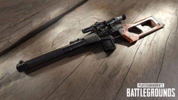 PUBG Getting Silenced Sniper Rifle VSS