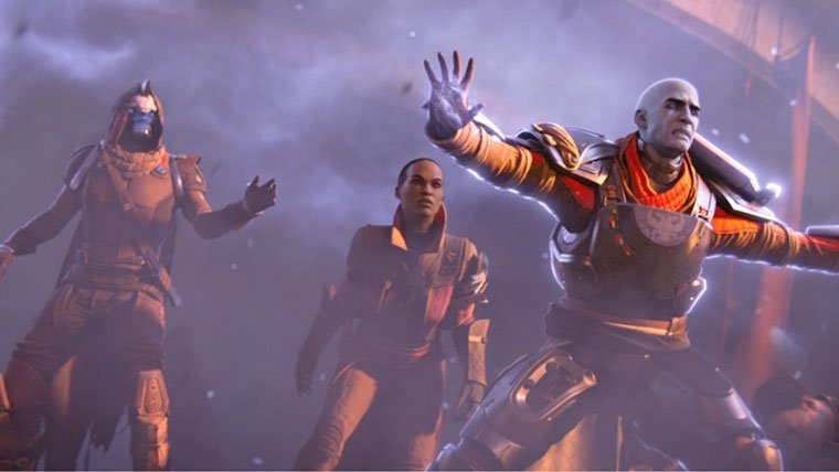 Destiny 2 Locks Loadouts on Specific Activities