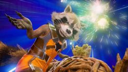 Rocket Raccoon Confirmed For Marvel vs. Capcom Infinite