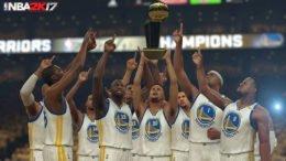 Warriors Beat Cavaliers in 2017 Says NBA 2K Simulation