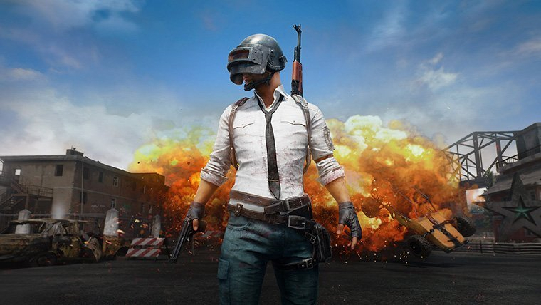 Pubg Wallpaper Boy: PUBG 2017's Biggest Game Is Heading To Xbox One