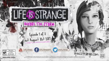 "Two New Life is Strange Games in Development, Prequel ""Before the Storm"" Coming This Summer"
