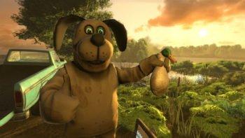 """Duck Hunt Dog Gets Revenge in New VR Game """"Duck Season"""""""