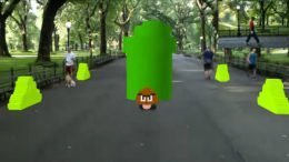 Cool But Impractical Augmented Reality Mario Game Created