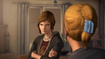 Angsty Teenage Backtalk is a Mechanic in Life is Strange: Before the Storm