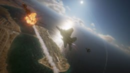 Watch The E3 2017 Trailer of Ace Combat 7