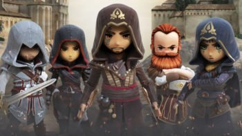 Assassin's Creed: Rebellion Announced for Mobile