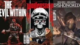 The Evil Within 2, Wolfenstein 2, and Dishonored 2 DLC Getting Prequel Comics