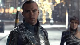 Detroit: Become Human Presents a New Main Character in the E3 Trailer