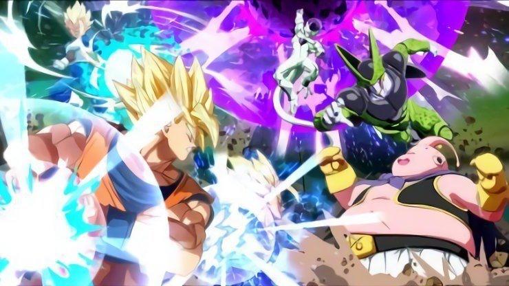 Four new characters announced for Dragon Ball FighterZ