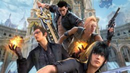 Final Fantasy XV Strategy Spin-Off 'A New Empire' Released for Mobile