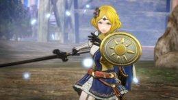First Screenshots of Fire Emblem Warriors Released