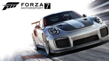 Microsoft Presents Forza Motorsport 7 Running at 4K and 60FPS