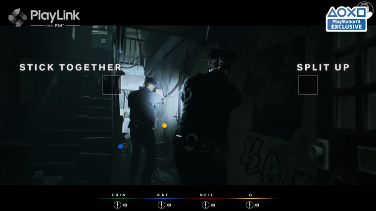 Ps4 Crime Thriller Hidden Agenda Uses Your Phone As A