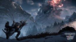 Sony Expands Horizon Zero Dawn with The Frozen Wilds DLC