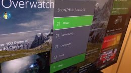 Xbox One Guide: How to Hide Dashboard Tabs