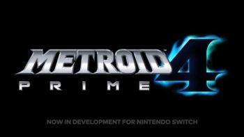 Metroid Prime 4 Coming in 2018 says Nintendo Comms Director (Update)