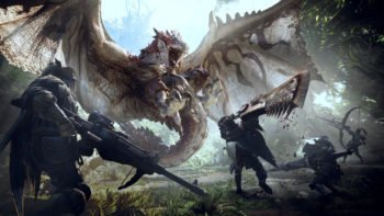 Here's 22 Minutes Of Leaked Monster Hunter: World Footage From E3 2017