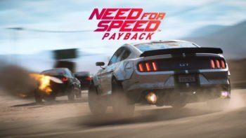 EA Shows New Gameplay of Need for Speed Payback