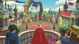 Ni No Kuni 2 Won't Feature Fully Animated Cutscenes
