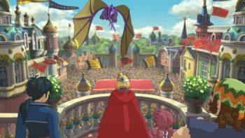 Ni No Kuni 2 Won't Feature Fully Animated Cutscenes