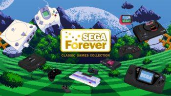 Relive Sega's Glory Days With Sega Forever