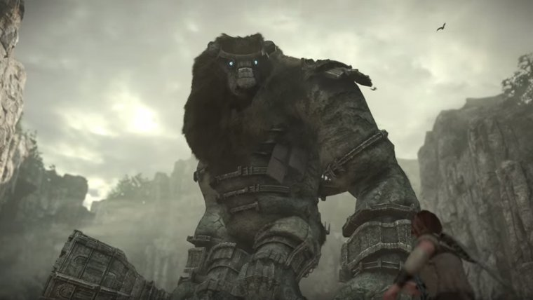 Fumito Ueda Wants Changes Made to Shadow of the Colossus Remake