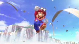 Super Mario Odyssey Release Date Revealed in New T-Rex Filled Trailer
