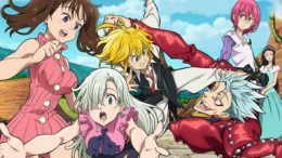 The Seven Deadly Sins Videogame in the Works for PS4