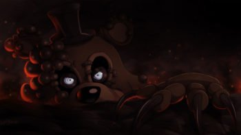 New Five Nights at Freddy's Images Appear on Official Websites